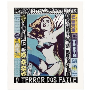Faile, The Right One, Happens Everyday, 2014