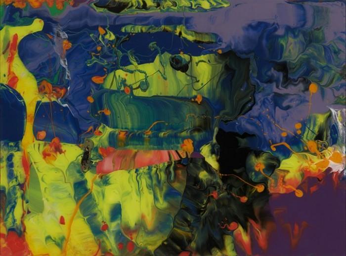 Gerhard Richter, Facsimile object P11, 2014