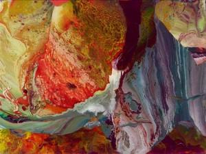 Gerhard Richter, Facsimile object P8, 2014