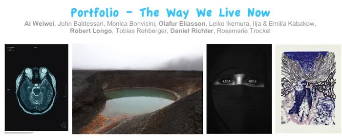 Portfolio - The Way We Live Now