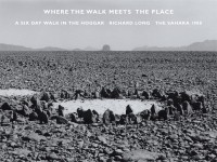 Richard Long, Where the Walk meets the Place, 2014