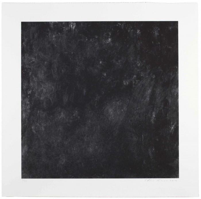 Idris Khan, Death of Painting, 2014