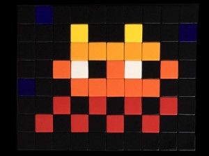 Invader, Inavasion Kit #16, flashinvaders, 2014