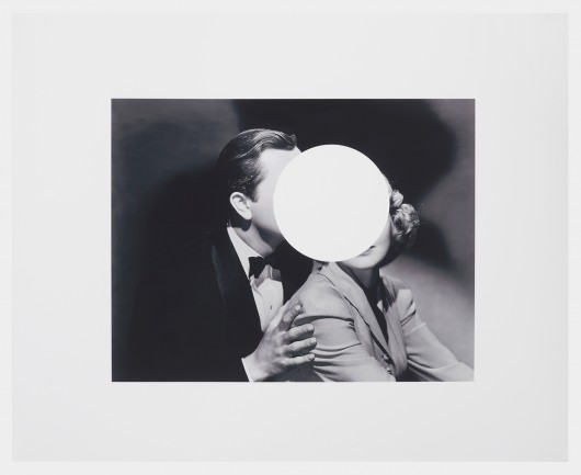 John Stezaker, Touch, 2014