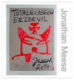Jonathan Meese, Total Glasgow Erz Devil (Originals)