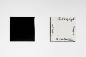 Reiner Ruthenbeck, Taschenspiegel 1970–71