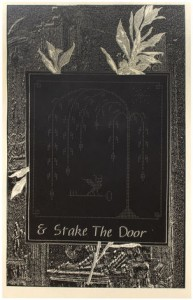Sam Pulitzer, Spirit the Key & Strike the Door, 2014
