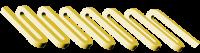 Tauba Auerbach, Reciprocal Helix (Z), 2014