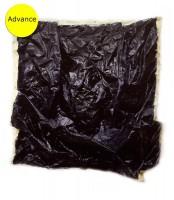 Angela de la Cruz Loose Fit 1 (Large/Black)' 1999, 2014