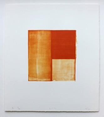 Callum Innes, O, 2014