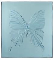 Damien Hirst, Eternal Beauty Light Blue, 2015