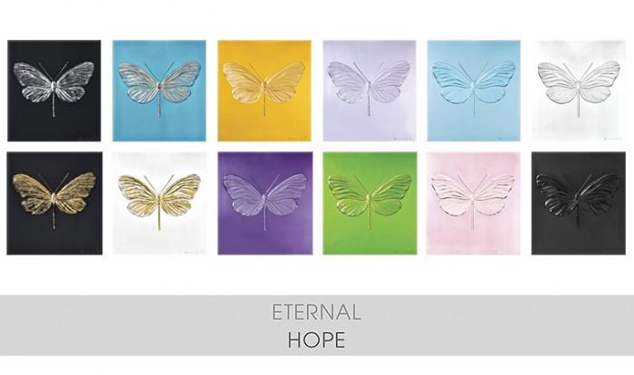 Damien Hirst, Eternal (Hope), 2015