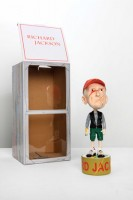 Richard Jackson, Bobble Head, 2014