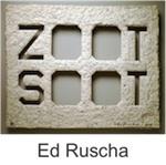 Ed Ruscha, ZOOT SOOT