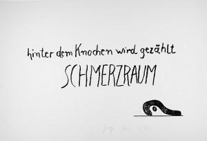 Joseph Beuys, Schmerzraum, 1984