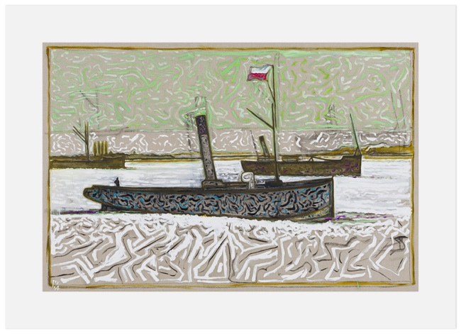 Billy Childish, 1894, 2015