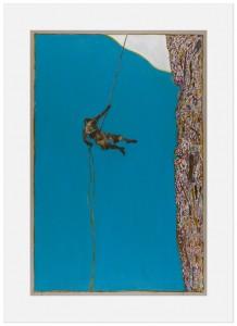 Billy Childish, Abseiler, 2015