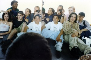 Larry Clark - KIDS Cast Self-Portraits