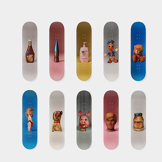 McCarthy PROPO Skateboard Collector's Set