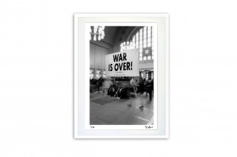 Yoko Ono, War is Over
