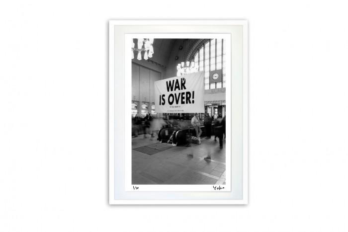 Yoko Ono, War is Over