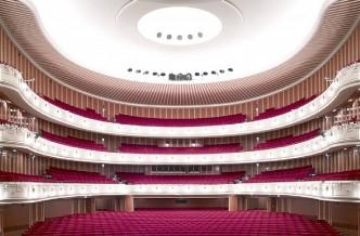 Candida Höfer, Deutsche Oper am Rhein Düsseldorf, 2012/2015