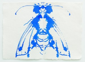 Joan Jonas, Blue Bee, 2015