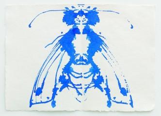 Joan Jonas, Blue Bee, 2015