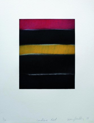 Sean Scully, Landline, 2015