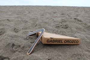 Gabriel Orozco, Black Feather, 2015