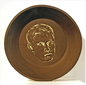 Stephan Balkenhol, Double Portrait, 2015