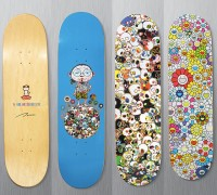 VANS x Takashi Murakam Skate Decks