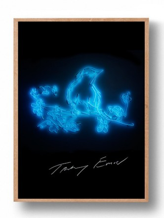 Tracey Emin, My Favourite Little Bird, 2015