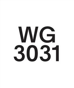 Wade Guyton, wg3031