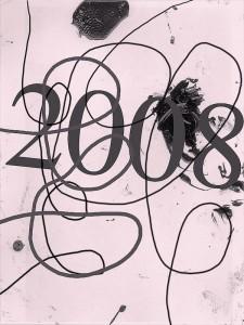 Christopher Wool, Wool 2008, 2008.