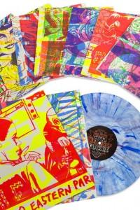 FAILE & BAST Deluxx Fluxx Arcade Vinyl + Silkscreened Jacket, 2015