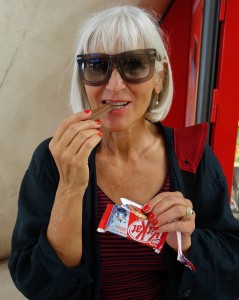 Will Benedict, KitKat, 2014