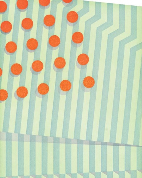 Tomma Abts, small circles