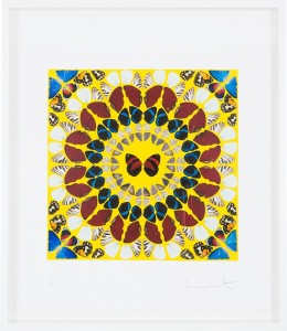 Damien Hirst, Miracle, 2015