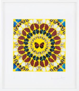 Damien Hirst, Miracle, 2015