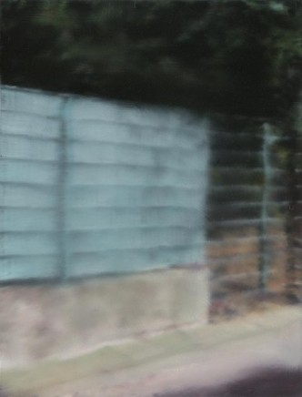 Gerhard Richter, P13 Fence, 2015