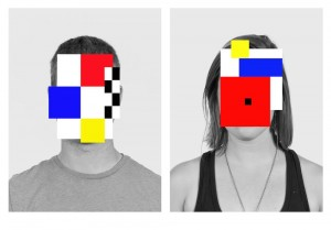 Douglas Coupland, You'll Never Know What We Really Look Like, 2015