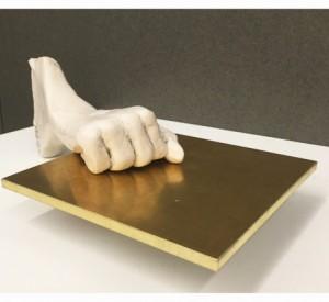 Enrico David, Untitled (Hand), 2015