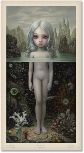 Mark Ryden, Aurora, 2015