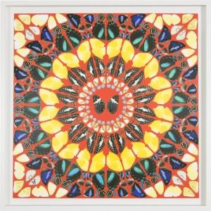 Damien Hirst,Psalm: Benedicam Domino, 2015