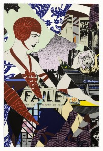 Faile, Night Bender, 2015