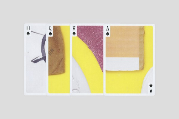 Jonathan Monk, A collection of nine Kippenberger editions, one Boetti watch, a cigarette and yellow, 2015
