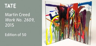 Martin Creed, Work No. 2609, 2015