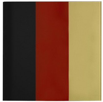 Gerhard Richter, BLACK-RED-GOLD IV, 2015