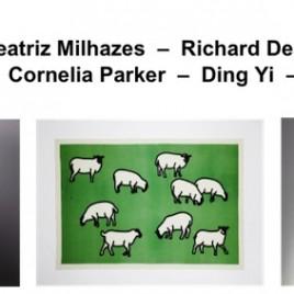 Plinth editions - Milhazes, Opie, Deacon, Parker, et al.